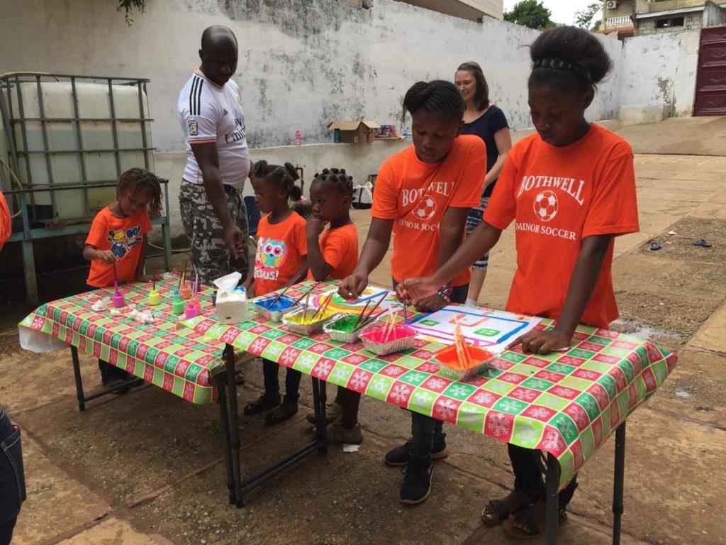 Ghana Orphange